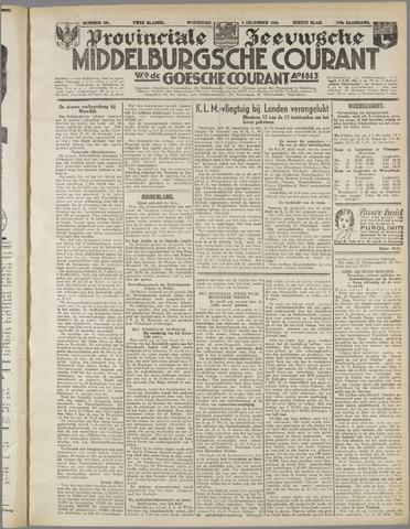 Middelburgsche Courant 1936-12-09