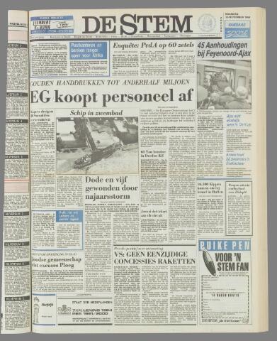 de Stem 1984-11-26