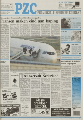 Provinciale Zeeuwse Courant 1994-12-27