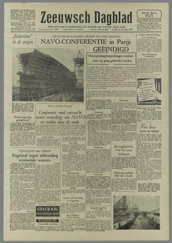 Zeeuwsch Dagblad 1957-12-20