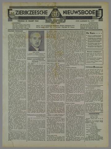 Zierikzeesche Nieuwsbode 1941-03-21