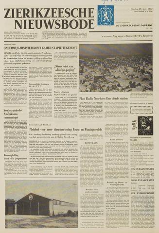 Zierikzeesche Nieuwsbode 1973-06-26