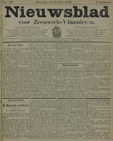 Nieuwsblad voor Zeeuwsch-Vlaanderen 1893-10-14