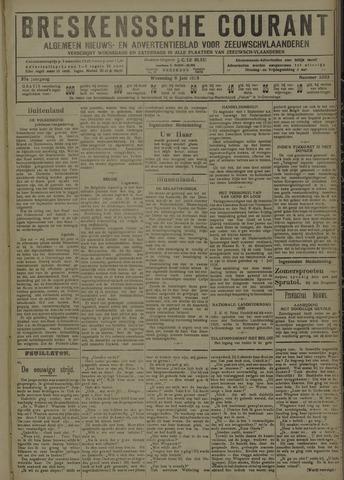 Breskensche Courant 1928-06-06