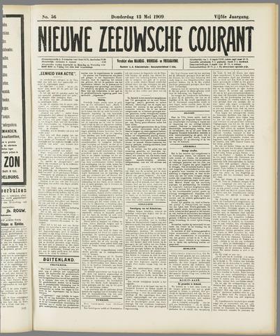Nieuwe Zeeuwsche Courant 1909-05-13