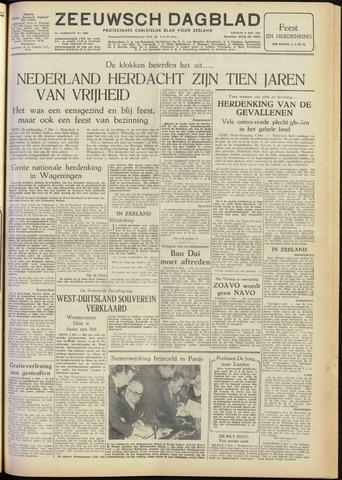 Zeeuwsch Dagblad 1955-05-06