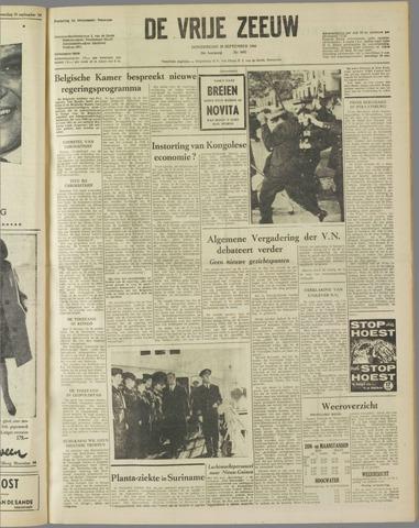de Vrije Zeeuw 1960-09-29