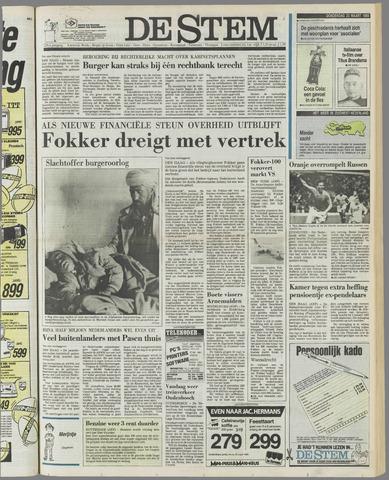de Stem 1989-03-23