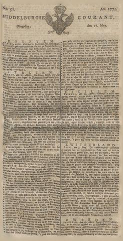Middelburgsche Courant 1775-05-16