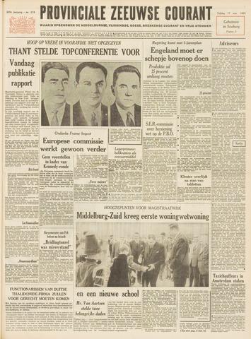 Provinciale Zeeuwse Courant 1965-09-17