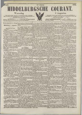 Middelburgsche Courant 1899-08-02