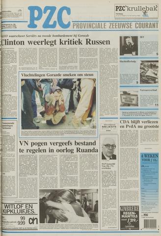 Provinciale Zeeuwse Courant 1994-04-12