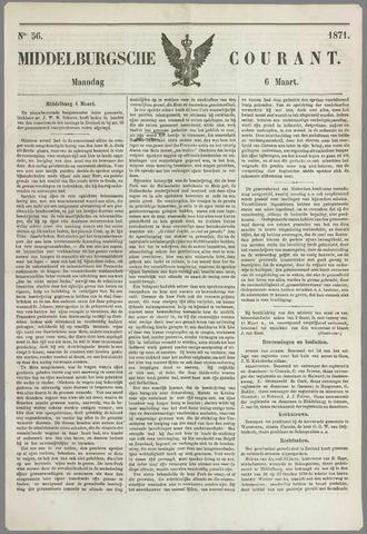 Middelburgsche Courant 1871-03-06