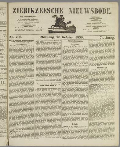Zierikzeesche Nieuwsbode 1850-10-28
