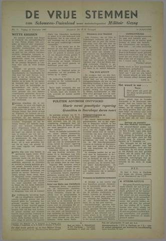 Zierikzeesche Nieuwsbode 1945-11-16
