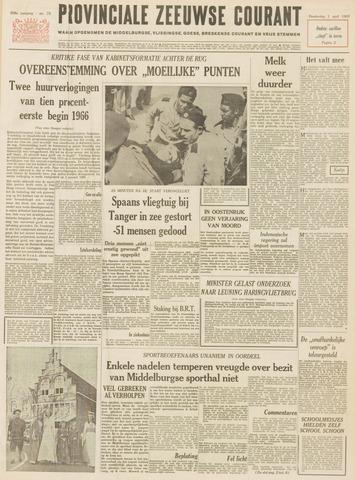 Provinciale Zeeuwse Courant 1965-04-01
