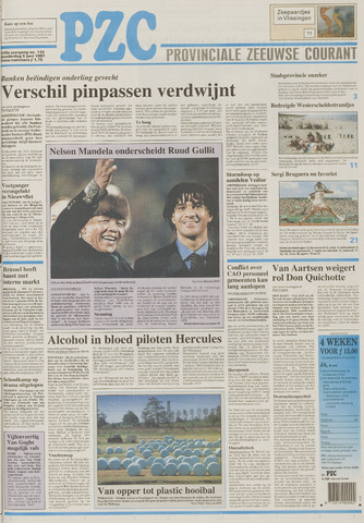 Provinciale Zeeuwse Courant 1997-06-05