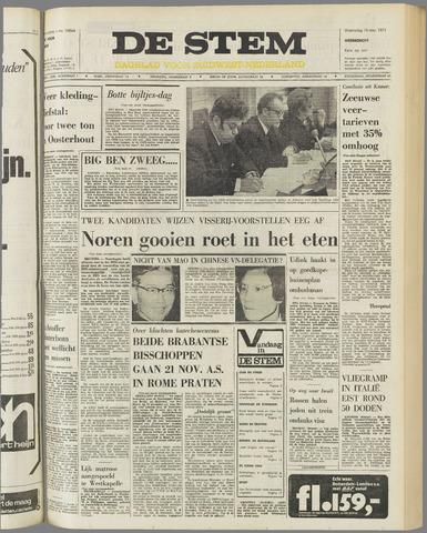 de Stem 1971-11-10