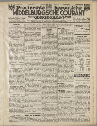 Middelburgsche Courant 1933-06-07