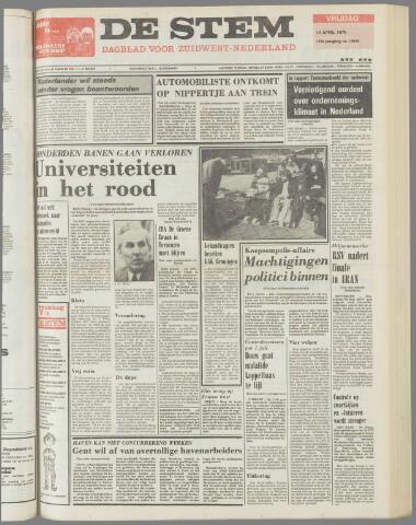 de Stem 1978-04-14