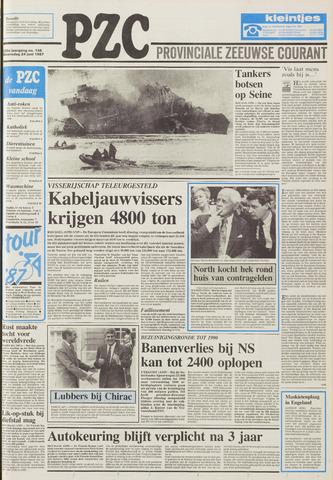 Provinciale Zeeuwse Courant 1987-06-24