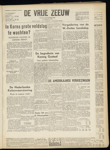 de Vrije Zeeuw 1950-11-10