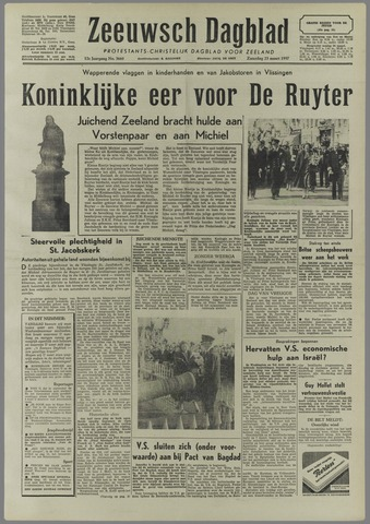 Zeeuwsch Dagblad 1957-03-23