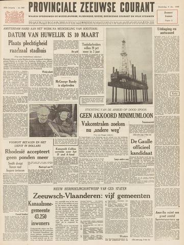 Provinciale Zeeuwse Courant 1965-12-09