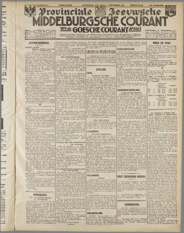 Middelburgsche Courant 1933-09-07