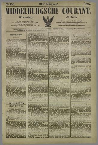 Middelburgsche Courant 1887-06-29