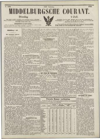 Middelburgsche Courant 1901-07-02