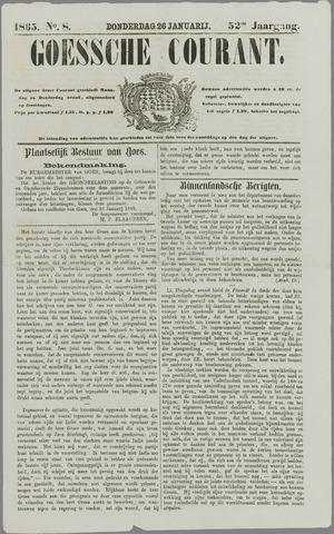 Goessche Courant 1865-01-26