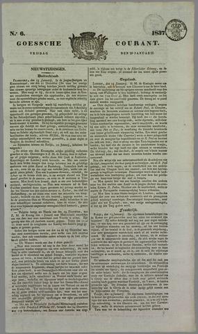Goessche Courant 1837-01-20