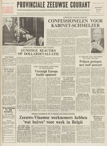 Provinciale Zeeuwse Courant 1973-02-14