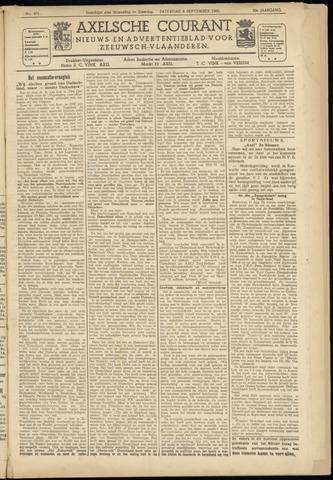 Axelsche Courant 1945-09-08