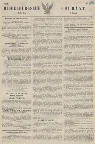 Middelburgsche Courant 1852-03-06