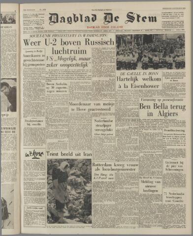de Stem 1962-09-05