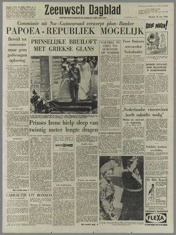 Zeeuwsch Dagblad 1962-05-15