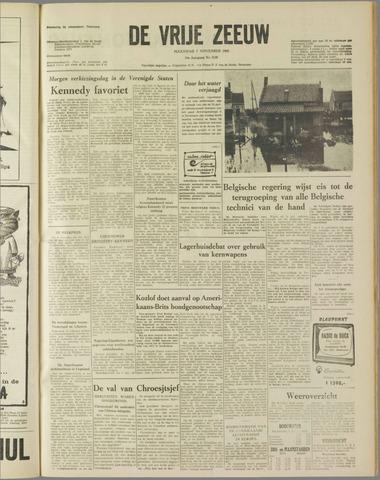 de Vrije Zeeuw 1960-11-07