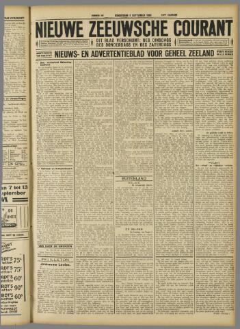 Nieuwe Zeeuwsche Courant 1928-09-06