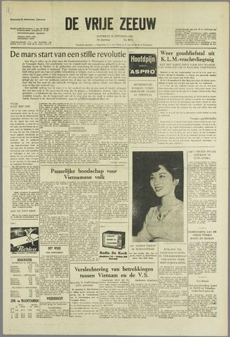 de Vrije Zeeuw 1963-08-31