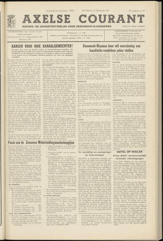 Axelsche Courant 1969-01-18