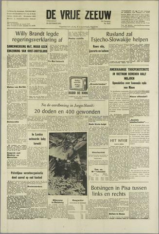 de Vrije Zeeuw 1969-10-29