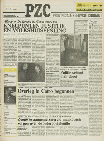 Provinciale Zeeuwse Courant 1977-12-14
