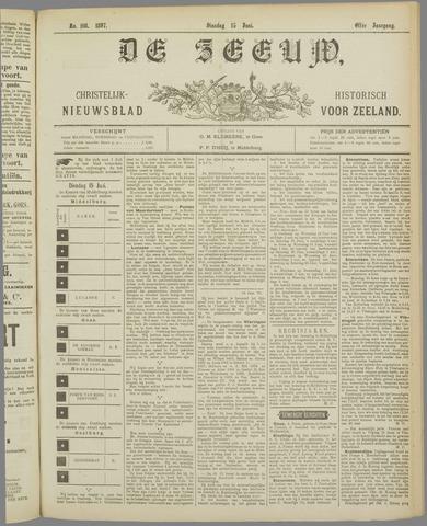 De Zeeuw. Christelijk-historisch nieuwsblad voor Zeeland 1897-06-15