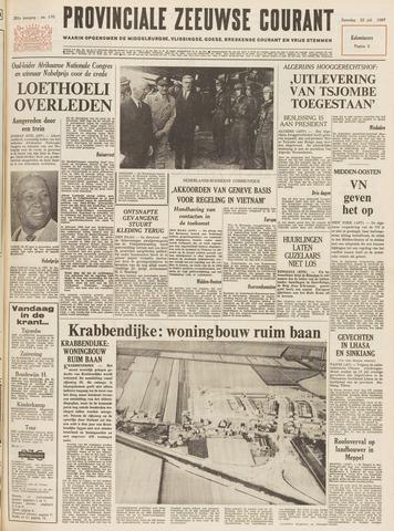 Provinciale Zeeuwse Courant 1967-07-22