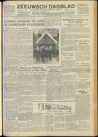 Zeeuwsch Dagblad 1954-08-14