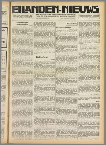 Eilanden-nieuws. Christelijk streekblad op gereformeerde grondslag 1949-05-07