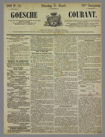 Goessche Courant 1881-03-15