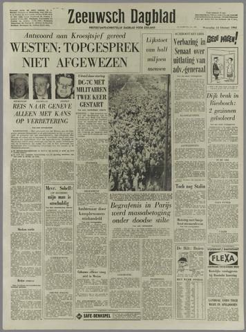 Zeeuwsch Dagblad 1962-02-14